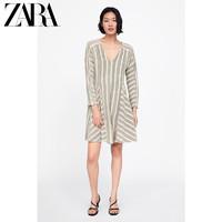 ZARA 05039155710 女装长袖连衣裙