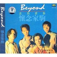 《BEYOND:真的爱你·怀念家驹》精选专辑 CD