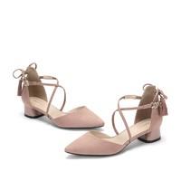 DAPHNE 达芙妮 1019102027 女士高跟鞋