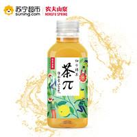 农夫山泉 茶π柚子绿茶 500ml*15瓶 *2件