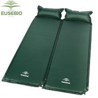 EUSEBIO自動充氣墊戶外帳篷防潮墊加寬加厚單人雙人露營防潮墊
