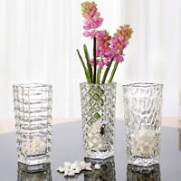 法蘭晶 TM15 玻璃花瓶 15*6cm 3只裝