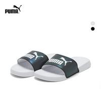 PUMA彪馬官方正品 新款女子拼色拖涼鞋POPCAT SWAN 363451