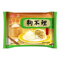 狗不理 手工猪肉白菜包 420g  (12个) *22件