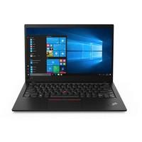 聯想ThinkPad X1 Carbon 2019(0PCD)14英寸輕薄筆記本電腦(i5-8265U 8G 512GSSD FHD 1920*1080)4G版