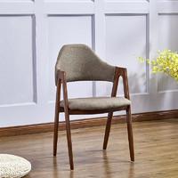 北歐鐵藝餐椅餐廳椅子