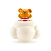 網易考拉黑卡會員 : Hape 泰迪&灑水云迷藏游戲寶寶浴室洗澡玩具 1歲以上