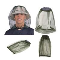 萊朗 夜釣防蚊帽網 戶外頭套