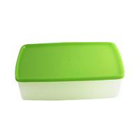 特百惠 長方形冰箱塑料密封盒 1.3L