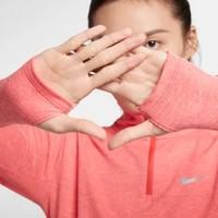 Nike 耐克 Therma Element 928754 女子半長拉鏈開襟跑步上衣