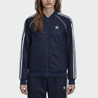 adidas 阿迪达斯 SST Track 女士运动外套