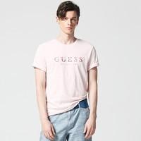GUESS MI2K6425K 男士圆领短袖T恤