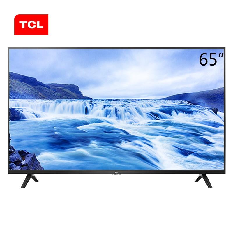 TCL 65L680 65英寸 4K 液晶电视(100%色域)