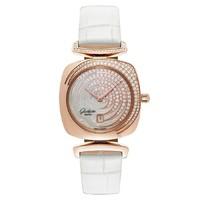 值友专享、银联专享:Glashütte Original 格拉苏蒂原创 Pavonina 1-03-01-03-15-34 女士时装腕表