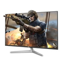AOC U4308V 42.5英寸 IPS显示器(4K、124%sRGB)