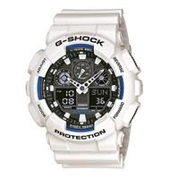 中亚Prime会员:CASIO 卡西欧 G-Shock GA-100B-7AER 男款运动腕表