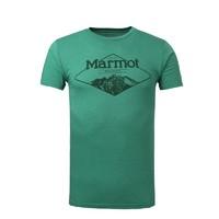 Marmot 土拨鼠 F900444 男款短袖T恤