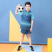 Lining 李宁 儿童夏季运动套装(T恤+短裤)