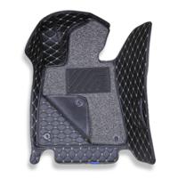 陽美 全包圍汽車腳墊 單層拼接款 斯柯達車系專用