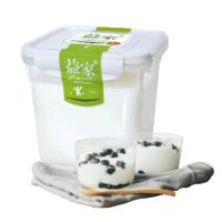 天润 新疆低温浓缩酸奶 益家润康原味大方桶装2kg