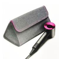戴森(DYSON)Supersonic HD01 過熱保護負離子護發 1600W功率 智能電吹風 紫紅色禮袋裝