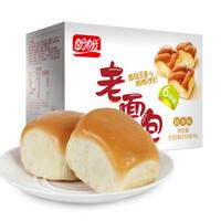 PANPAN FOODS 盼盼 老面包 手撕早餐餅干糕點奶香味 930g *2件
