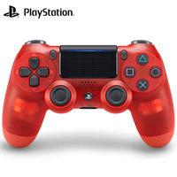 好物种草:SONY 索尼 PlayStation 4 (PS4)游戏手柄 (透明红)