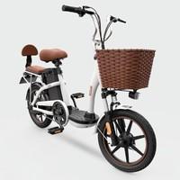 新品发售:HIMO C16 电动助力自行车