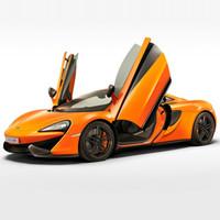 McLaren 邁凱倫 540C Coupe 超跑 2015款 3.8T 定金