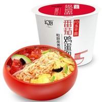 京东PLUS会员:He Chu 和厨 番茄鸡蛋面 112g *17件