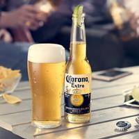 Corona/科罗娜 墨西哥精酿啤酒品牌 科罗娜啤酒 330ml*24瓶整箱
