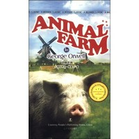 《Animal Farm 動物農場》(英文版)奧威爾 著