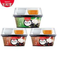 生和堂奶香龜苓膏222g*6杯即食果凍(紅豆*3+綠豆*3)折后4.16元/杯 *2件