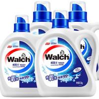威露士雙效有氧除菌洗衣液14斤量販套裝機洗3kg+2kg+1kg*2