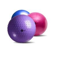 中歐 健身瑜伽球 55cm 送配件