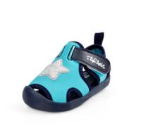 TARANIS 泰兰尼斯 宝宝夏季沙滩弹力布机能鞋
