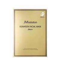 JM solution 慈善面膜金色支援款 10片 *3件