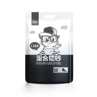 1日0点 : LOVE SHID 爱仕得 膨润土豆腐混合猫砂 6L