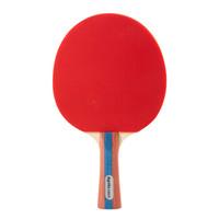 Agnite/安格耐特 F2366A  横拍对拍双面反胶乒乓球拍