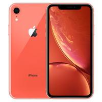 Apple iPhone XR (A2107) 64GB 珊瑚色 全网通(移动4G优先版) 双卡双待