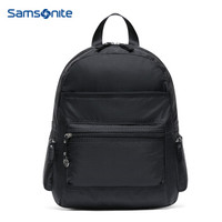 Samsonite 新秀丽 双肩电脑背包 I73 黑色