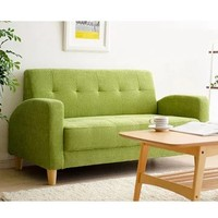 TIMI 天米 小户型布艺沙发 双人位