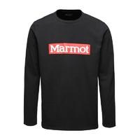 Marmot 土拨鼠 R44310 男士户外长袖T恤