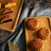 贝思客 和家赏味月满中秋  月饼礼盒 6粒装