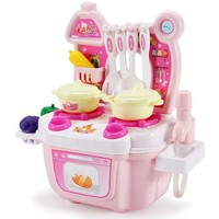 京东PLUS会员 : Yu Er Bao 育儿宝 过家家厨房玩具
