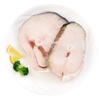 我爱渔 冷冻挪威真鳕鱼(北极鳕)300g 2-3块