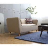 TIMI 天米 北欧布艺沙发组合 双人160cm