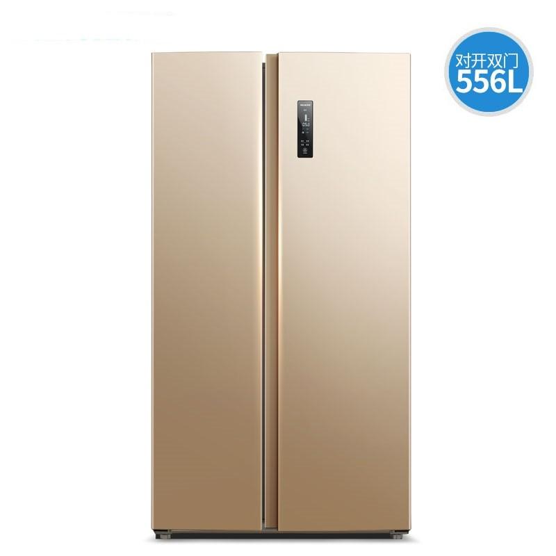 MeiLing 美菱 BCD-556WPUCX 556升 对开门冰箱