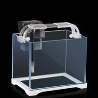 SUNSUN 森森 HWK-420P 超白桌面小鱼缸(420*230*260mm) +凑单品