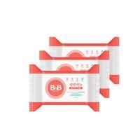 B& B保寧嬰兒洗衣皂洋槐香200克/塊3塊裝 *3件